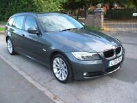 BMW 320 2.0TD 6 SPEED SE TOURING STUNNING ONE OWNER EXAMPLE