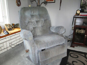 GENUINE LA-Z-BOY RECLINER