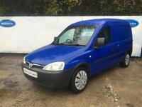 2006 Vauxhall Combo 1.3CDTi 16v ( a/c ) 2000 Diesel Van