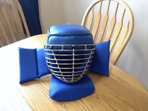 Martial Arts Caged Helmet
