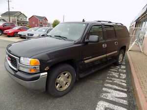 2006 Yukon XL 4X4 $3,900.00 As IS Not Inspected 727-5344