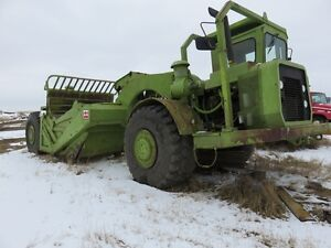 Terex TS14B with Turbos