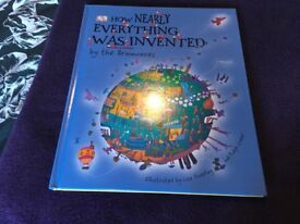 Invention book