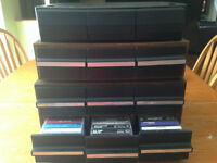 Audio casette tapes and storage