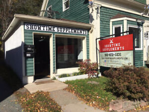Business For Sale! Supplement Store