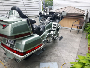 Goldwing special édition 2000