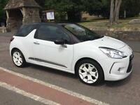 2013 13 CITROEN DS3 1.6 E HDI TURBO DIESEL D STYLE + 90 BHP 3 DOOR HATCH MANUAL