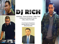 1st Class DJ-Weddings, Parties, Cake and Dry Ice Filipino Asian