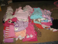 Baby (Female) Clothing NB - 12 Months