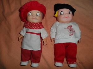Collectable kitchen kids  Dolls for sale