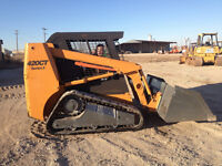 CASE 420CT SERIES III RUBBER TRACKED SKID STEER LOADER 420