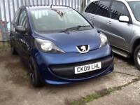 Peugeot 107 1.0 12v 2009 Sport