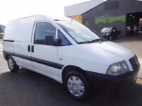 NO VAT Fiat Scudo 1.9D panel van full service history & 11 months MOT (50)