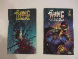 Thing From Another World #1 & 2 Dark Horse Comics – Like New