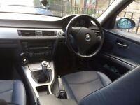 BMW 320i SE Touring 2006 Long MoT CHEAPEST E91 IN THE UK