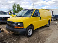 2006 Chevrolet 2500 Cargo Van w/ shelving in the back - $2495 Calgary Alberta Preview