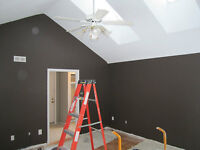 Don't click! PAINTING & WALLPAPERING