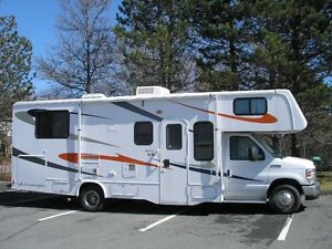 2011 Forest River 2650 C class motorhome
