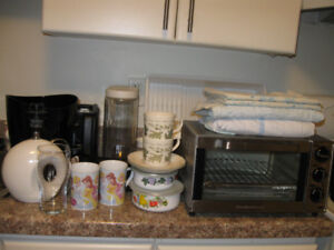 Kitchen items and other stuff