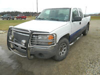 JUST REDUCED!!!!2006 GMC Sierra 4X4 EXT CAB