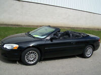 2005 Chrysler Other Touring Convertible LOW KS NO WINTERS