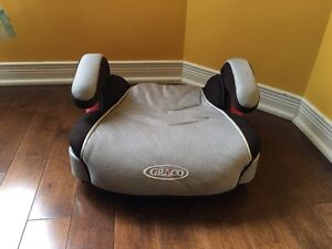 Booster seat graco