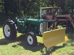 1960 Oliver Tractor Refurbished