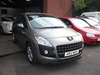 2012 Peugeot 3008 Crossover 1.6e-HDi ( 112bhp ) EGC Active 72,879 Miles