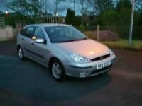 Ford focus 1.6 petrol