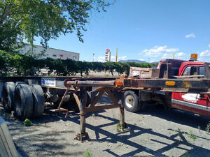 1995 Container Trailer FOR SALE