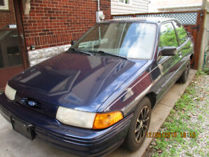 for sale 1996 ford escort