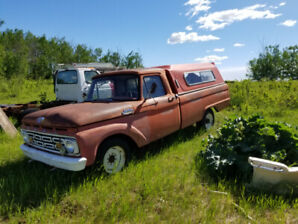64 Ford f250 project truck