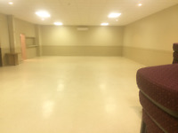 Space for rent – classes, studio, hall