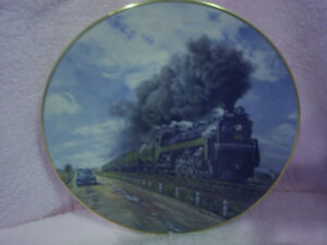 Canadian National Railway Collector Plate