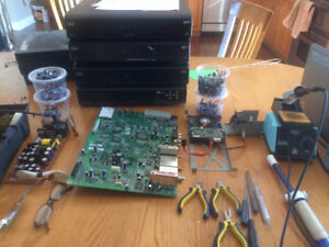 BELL RECEIVER REPAIR 9242,9241,6400 etc.