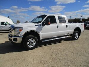 2011 Ford F-250 SD Crew Cab Short Box FX4 6.2L 4x4
