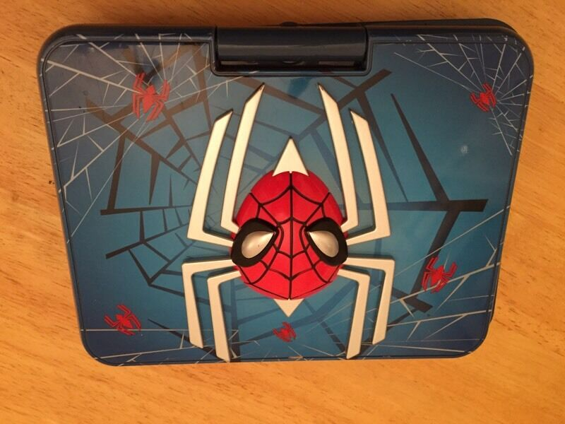 Kids Spider-Man Portable DVD Player