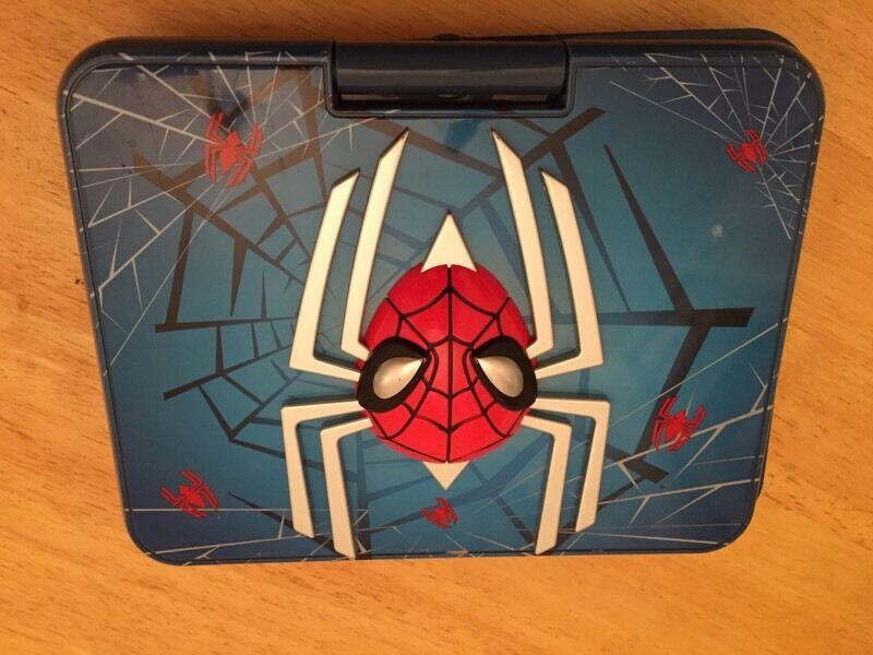 Kids Spider-Man Portable DVD Player