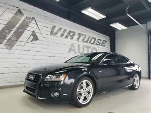 Audi A5 S-Line + 8 Mags + Bas Millages 2010