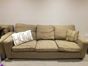 Excellent Couch Set For Sale