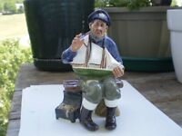 """Royal Doulton Character Figurine-"""" Tall Story """" HN2248"""