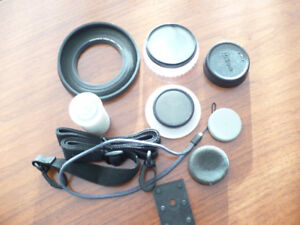 CAMERA ACCESSORIES - MOST USED FOR NIKON
