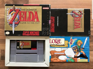 Zelda: A Link To The Past   FRANCAISE!!!
