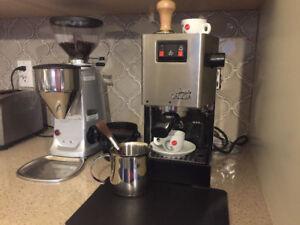 Gaggia Classic espresso machine