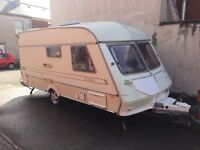 Ace pioneer 5 berth Caravan, ideal starter van