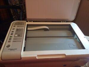 HP Deskjet printer/photocopier