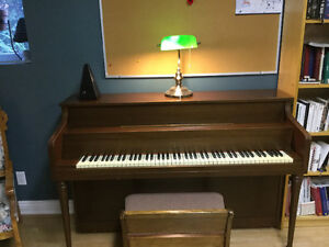 Piano d'appartement