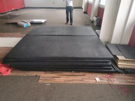 Aerobics mats