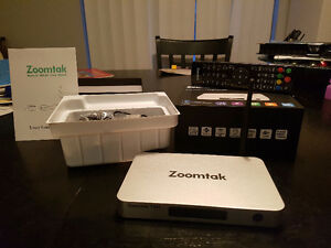 Zoomtak T8H V2 Android TV Movie Box