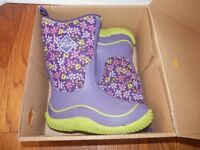 Muck Boot Flowery for Girls Size 1